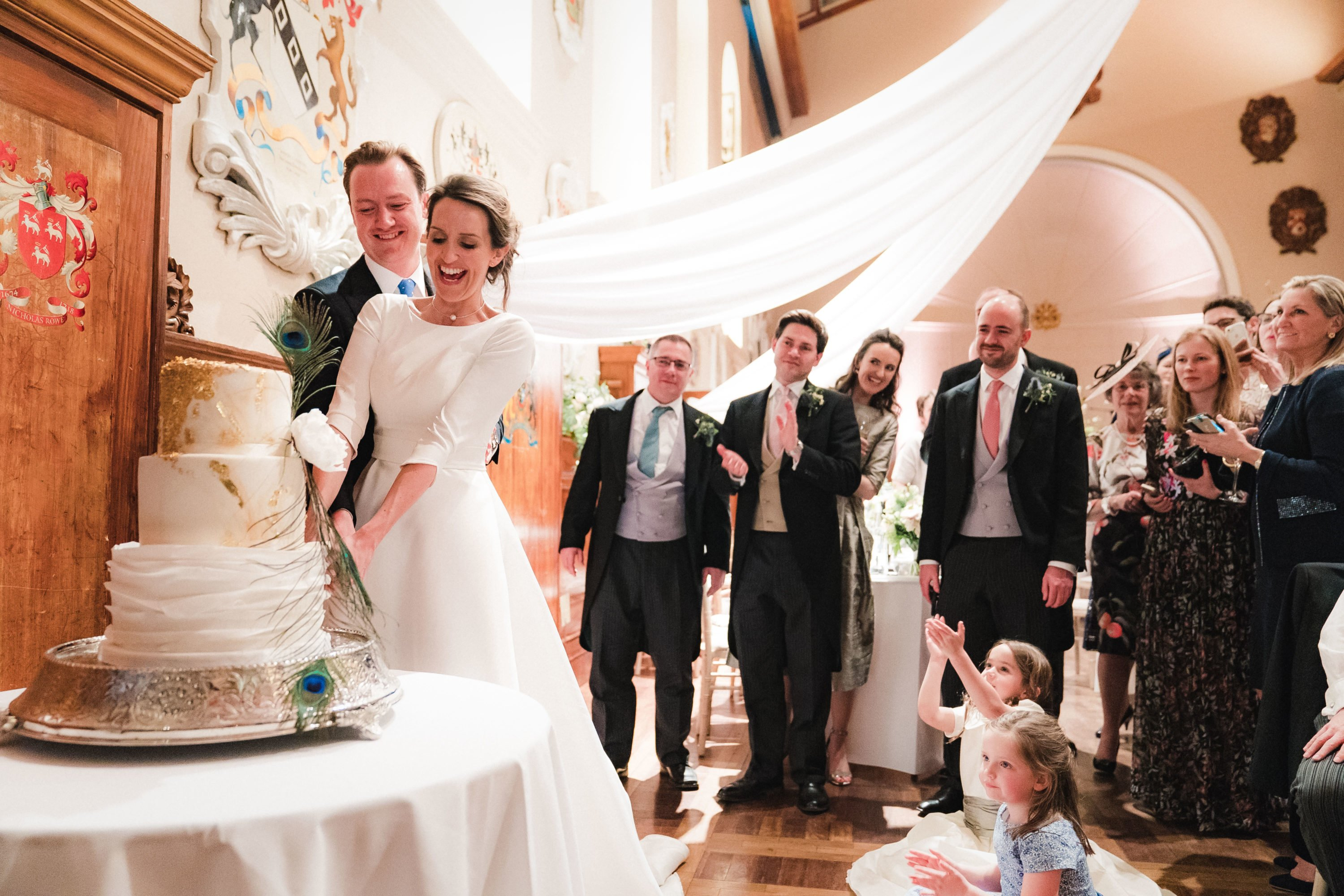Luxury Wedding Cake, The Cake Architect, Bradford-on-Avon