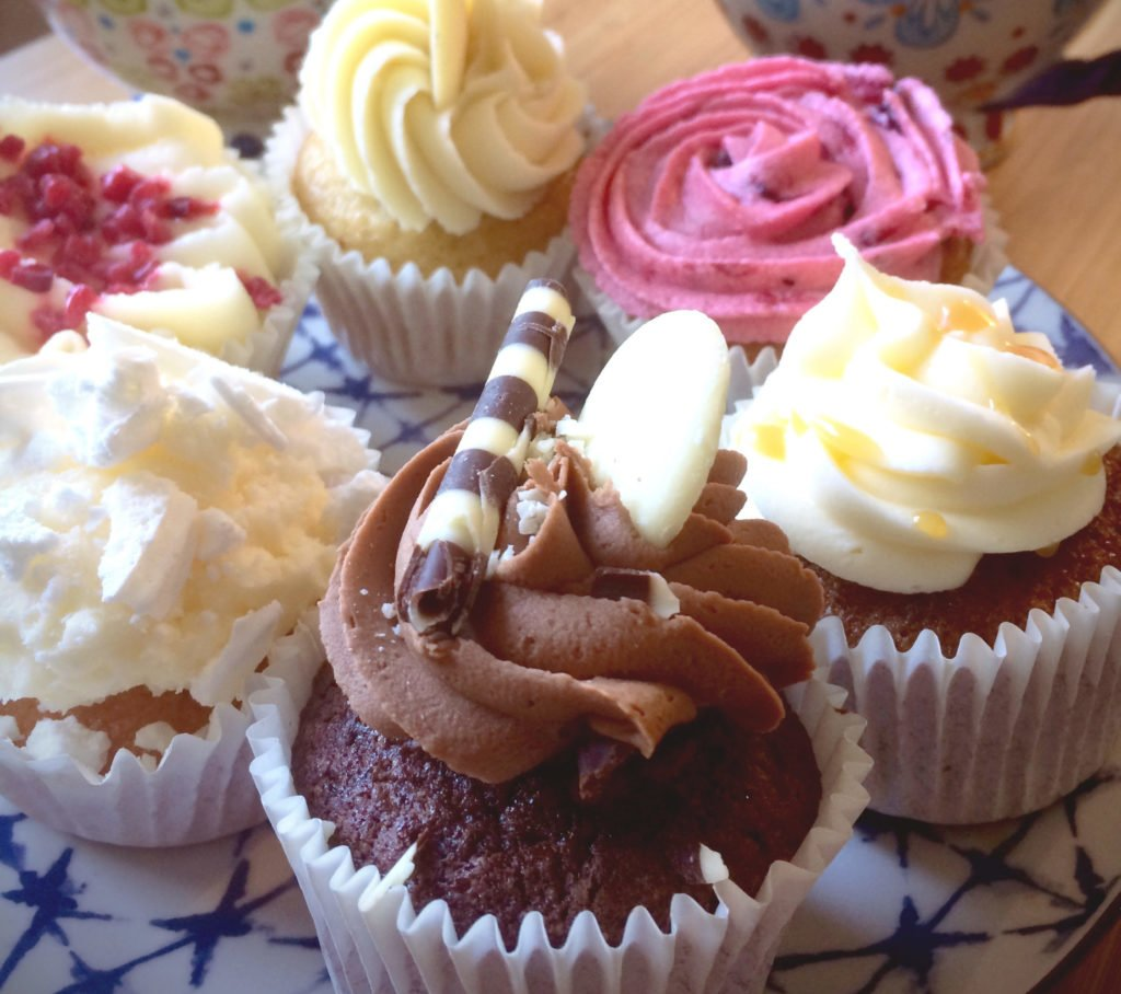 Luxury Cupcakes, The Cake Architect, Bradford-on-Avon