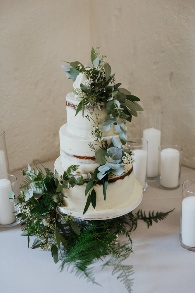 Luxury Floral Wedding Cakes, Naked Wedding Cakes, The Cake Architect, Bradford-on-Avon