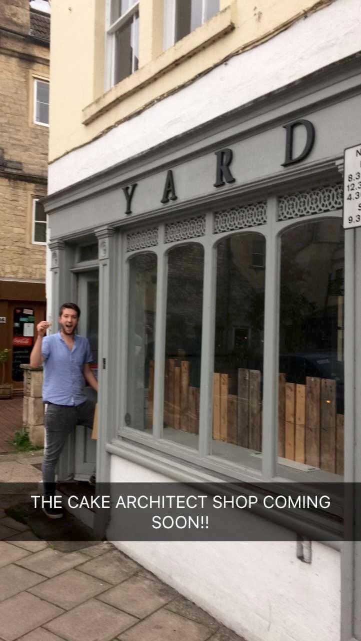 The Cake Architect, Bradford-on-Avon