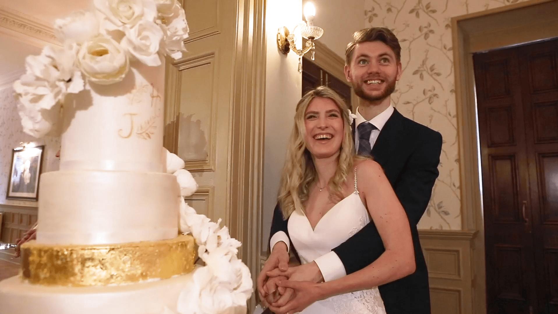 Luxury Large Wedding Cake , The Cake Architect, Bradford-on-Avon, Limpley stoke Bath