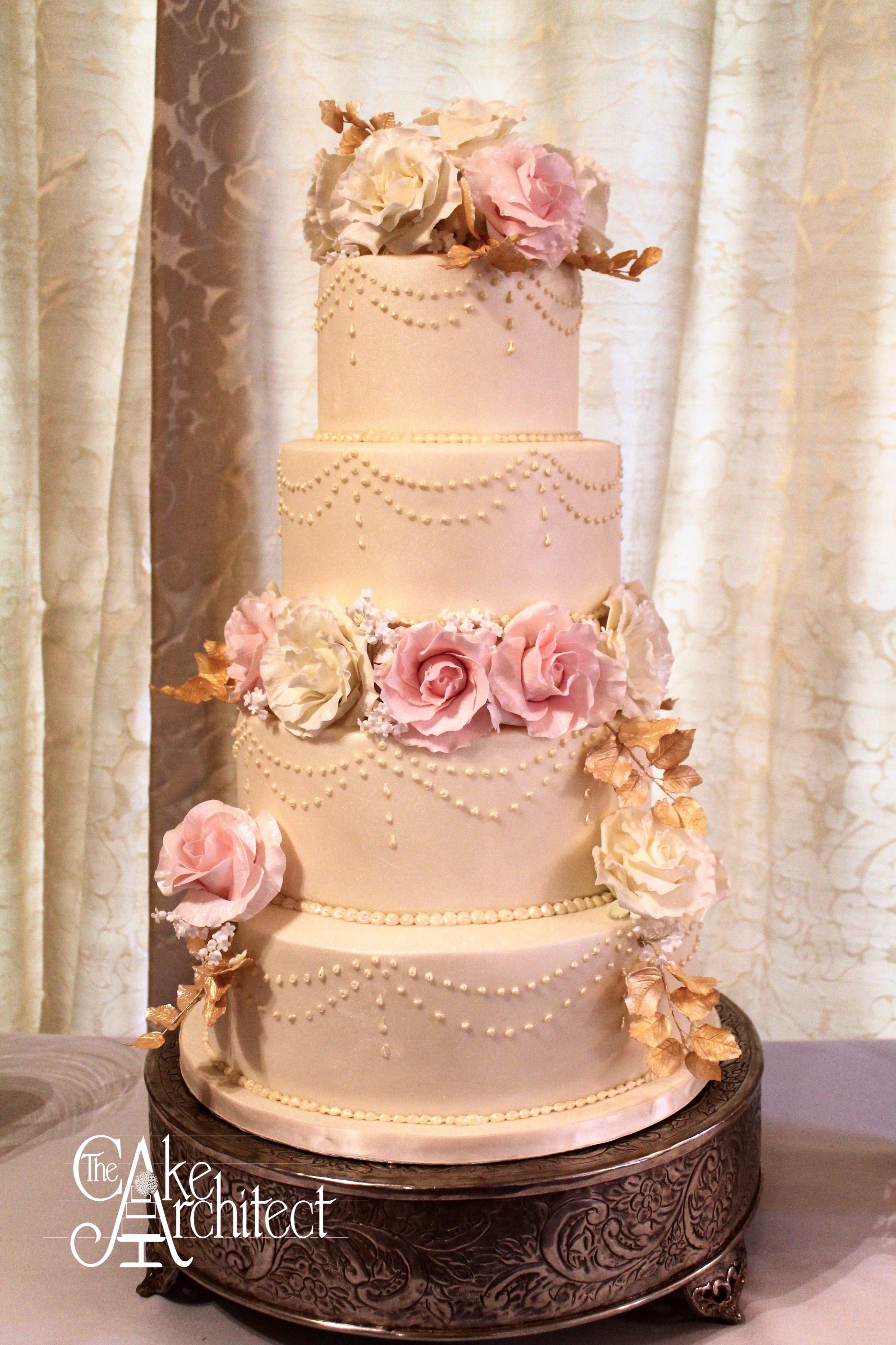 Wedding Cakes The Cake Architect