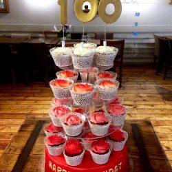 Celebration Cupcake Tower